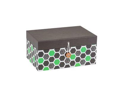 caja-de-regalo-con-hexagonos-verde-y-negro-7701016871914