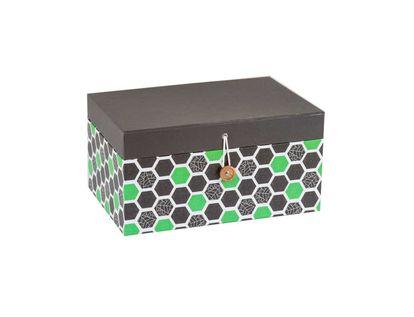 caja-de-regalo-con-hexagonos-verde-y-negro-7701016871921