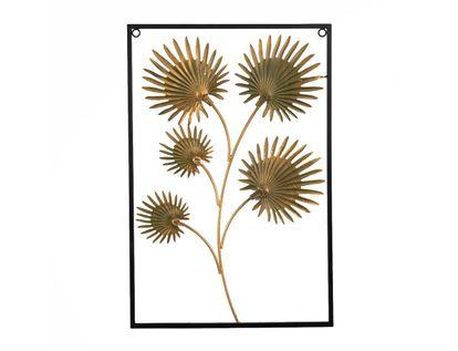 cuadro-metalico-diseno-hojas-dorado-con-verde-7701016822251