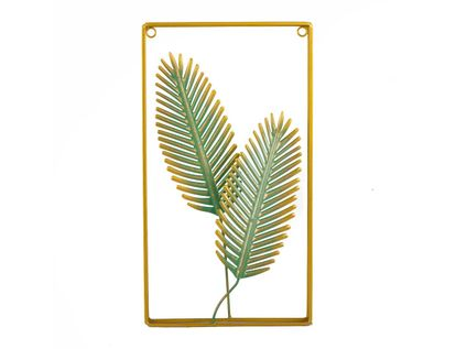 cuadro-metalico-diseno-hojas-palmera-7701016822299