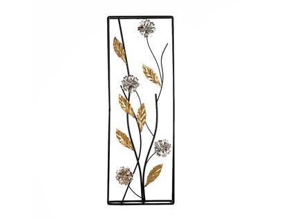 cuadro-metalico-diseno-hojas-con-flores-7701016828482
