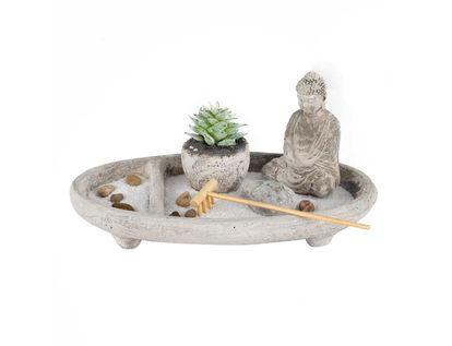 jardin-zen-13-cm-ovalado-con-buda-sentado-gris-7701016797535
