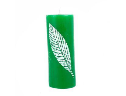 vela-decorativa-15-cm-cilindrica-verde-oscuro-7701016821469