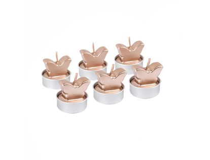 set-de-velas-x-6-und-mariposa-oro-rosa-7701016821940
