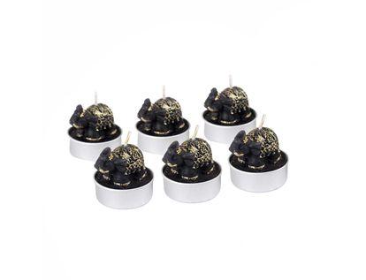 set-de-velas-x-6-und-elefante-negro-con-dorado-7701016822169