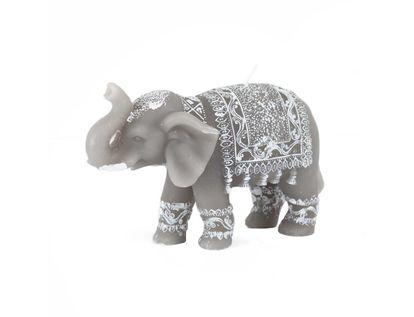 vela-decorativa-12-cm-elefante-gris-con-manta-blanca-7701016822305