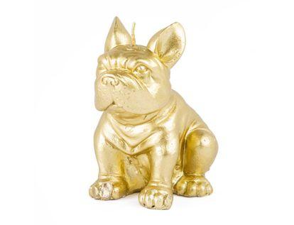 vela-decorativa-12-cm-perro-bulldog-dorado-7701016822428