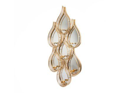 espejo-de-pared-con-7-gotas-y-candelabro-dorado-7701016828604