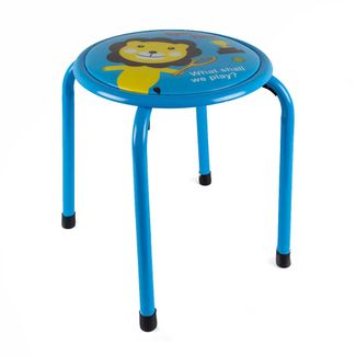 butaco-metalico-infantil-color-azul-diseno-leon-1-7701016815918