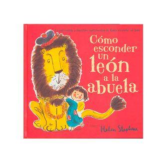 como-esconder-un-leon-a-la-abuela-9788448850807