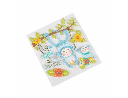 stickers-dimensional-4-piezas-mono-nino-15586977059