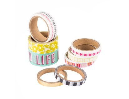 cinta-washi-8-piezas-life-is-good-journal-718813145244