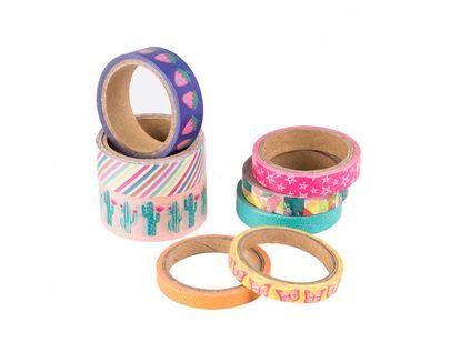 cinta-washi-8-piezas-colorful-journal-718813494472