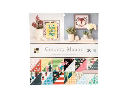 block-scrapbooking-country-manor-por-36-hojas-611356151119
