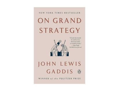on-grand-strategy-9780143132516