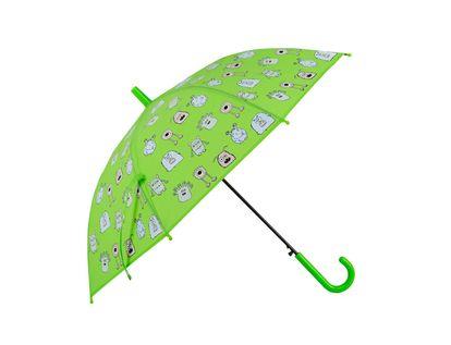 paraguas-68-5-cm-automatico-8-rayos-verde-con-monstruos-7701016826372
