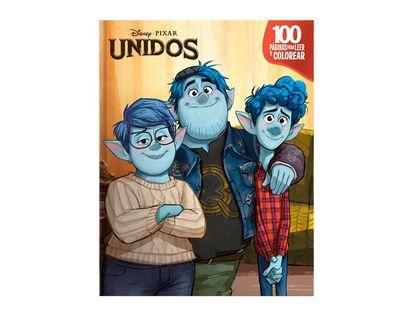 9789585563353-Unidos-100-paginas-para-leer-y-colorear