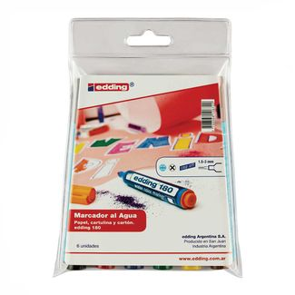 marcador-acuarelable-edding-x-6-7708552403555