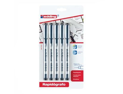 rapidografo-desechable-negro-7709990414905
