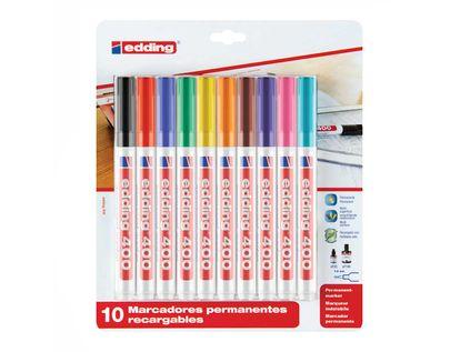 marcador-permanente-edding-punta-fina-x-10-7709990414998