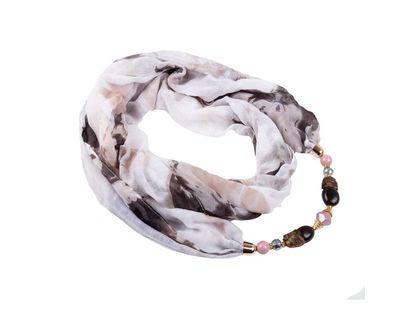 pashmina-color-gris-cafe-diseno-flores-con-collar-de-esferas-7701016843287