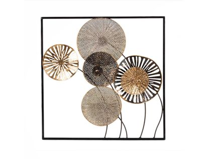 cuadro-50x50-cm-circulos-negro-gris-dorado-7701016865241