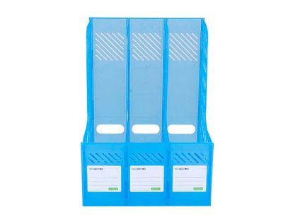 revistero-plastico-armable-3-divisiones-azul-6939926992790