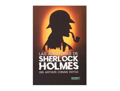 las-aventuras-de-sherlock-holmes-9789589019870