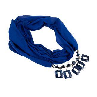 pashmina-azul-rey-con-collar-de-rectangulos-7701016843218