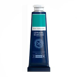 oleo-lef-fine-40-ml-azul-turquesa-050-3013648100244