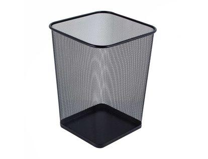 caneca-metalica-cuadrada-en-malla-negra-7701016759304