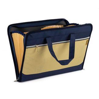 archivador-fuelle-a4-con-bolsillo-azul-beige-7701016963152