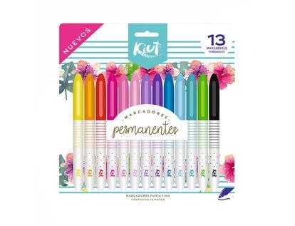marcadores-permanentes-kiut-por-13-unidades-7702111538696