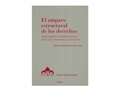 el-amparo-estructural-de-los-derechos-9788425917769