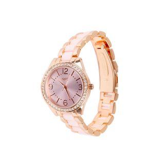 reloj-analogo-dama-tablero-rosado-con-brillantinas-snt-7701016871136