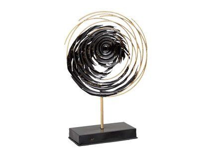 adorno-de-mesa-21-x-32-5-cm-espiral-dorado-negro-7701016864695