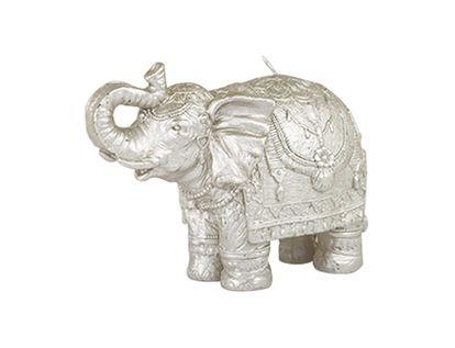 vela-plateada-en-forma-de-elefante-7701016797306