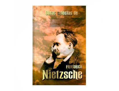 obras-selectas-de-friedrich-nietszche-9788496617629