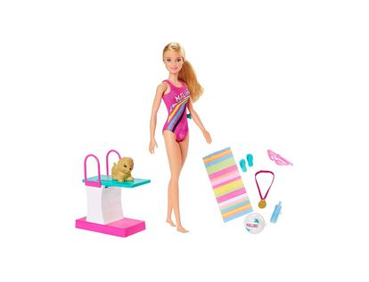 muneca-barbie-dreamhouse-nadadora-887961795141
