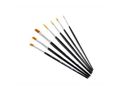 set-de-pinceles-reeves-nylon-hair-surtidos-por-7-unidades-591561
