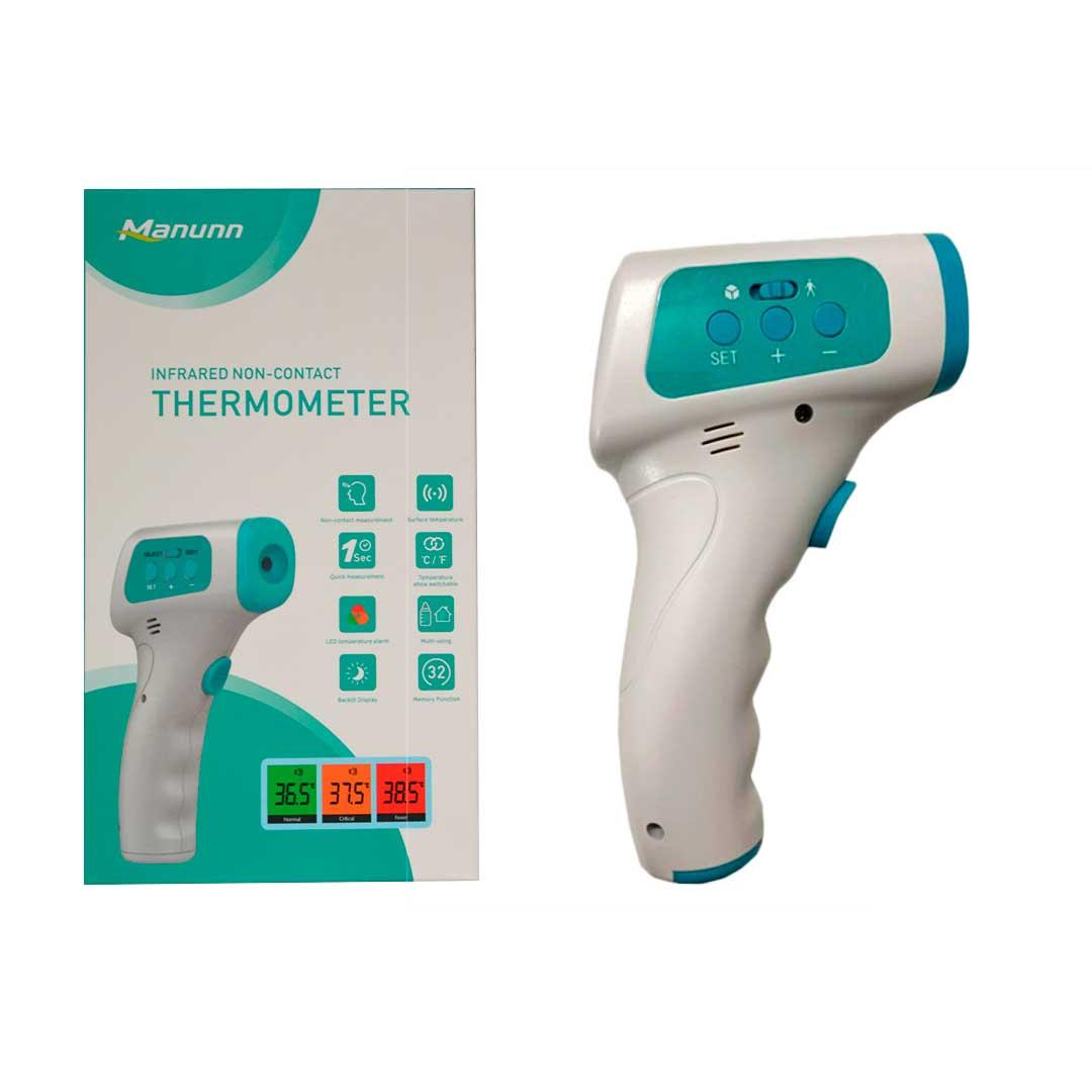 Termometro Digital Infrarrojo Sin Contacto Panamericana Hola amigos necesito que me ayuden hacer un termometro electronico con 2 dispaly.lo necesito montar en mi ps2 para ver valor del calentamiento de mi. termometro digital infrarrojo sin contacto