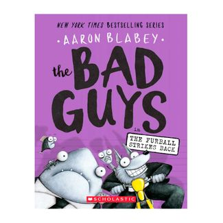 the-bad-guys-3-the-bad-guys-in-the-furball-strikes-back-9781338087499