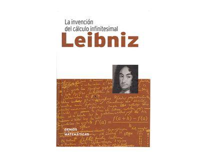 leibniz-la-invencion-del-calculo-infinitesimal-9788447388332
