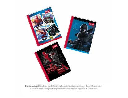 cuaderno-cuadriculado-100-hojas-cosido-spiderman-surtido--1-7701103470624