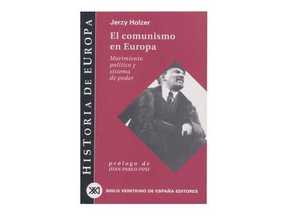 el-comunismo-en-europa-9788432310515