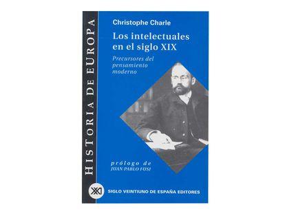 los-intelectuales-en-el-siglo-xix-9788432310522