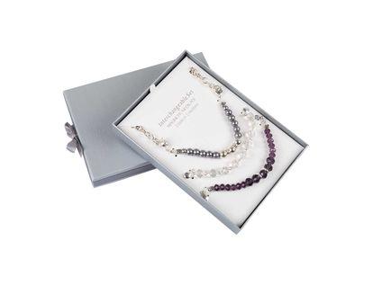 set-collar-magnetico-3-en-1-esferas-plateadas-transparentes-moradas-7701016841450