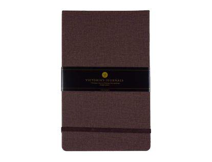 libreta-ejecutiva-vertical-cafe-con-hojas-rayadas-21-3-x-13-3-cm-7701016057295