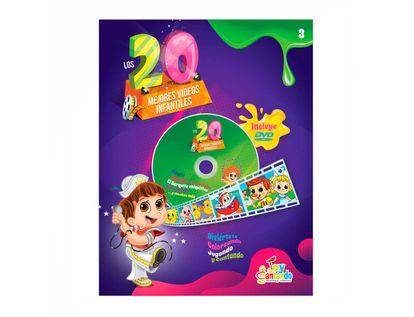 los-20-mejores-videos-infantiles-incluye-dvd-9789588314792