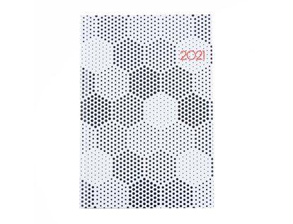 agenda-diaria-tuffy-2021-diseno-hexagonos-1-7701016056274